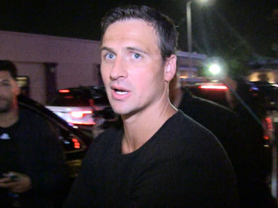 Ryan Lochte Says Michael Phelps Has No Chance in Shark Race