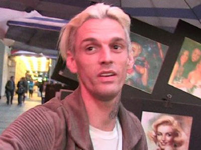 Aaron Carter Arrested for DUI Refusal and Weed Possession (UPDATE)