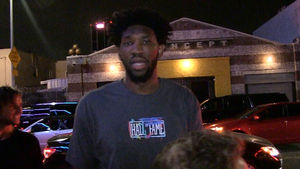 Joel Embiid: I'd Wear Big Baller Shoes for $1 Billion!