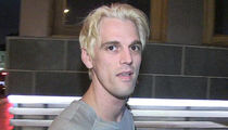 Aaron Carter Arrest, Cops Say He Was Driving and Bombed Field Sobriety Test