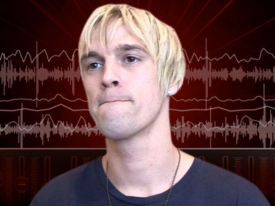 Aaron Carter 911 Caller Saw Him Drive Past Cops, 'Looks Like He Is On Something'
