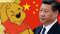 'Winnie the Pooh' Ban in China Is Absurd, They Should Be Flattered ... Says Voice of Pooh