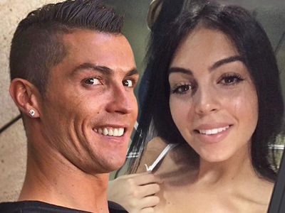 Cristiano Ronaldo Fesses Up: My Hot Girlfriend's Pregnant!