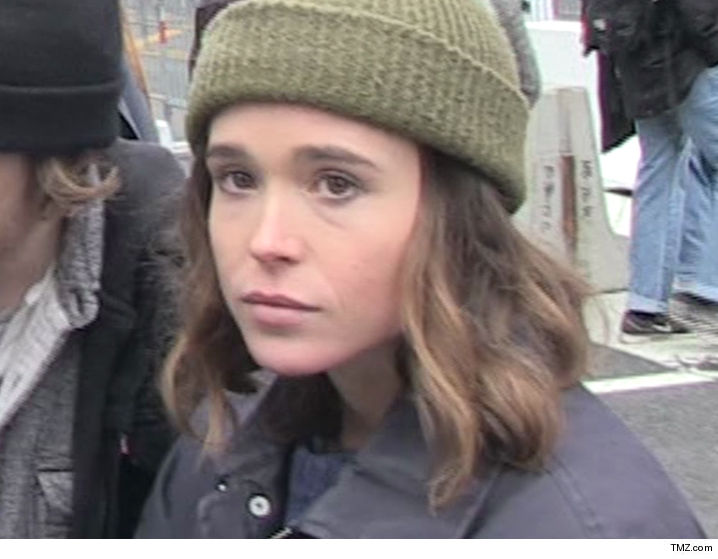 Men actor Ellen Page gets sick death threats on Instagram