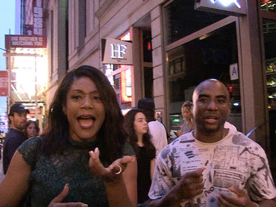 Charlamagne tha God and Tiffany Haddish Blast R. Kelly Over 'Cult' Allegations