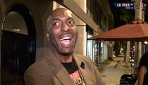 LeBron James Gets Lakers Pitch From John Salley
