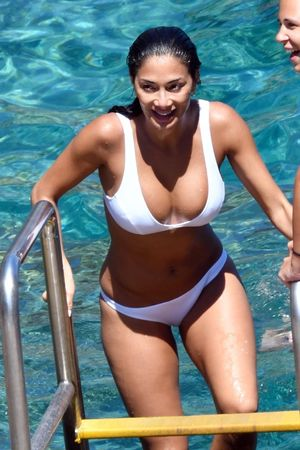Nicole Scherzinger Flexible When It Comes To Vacation With Tennis Pro Boyfriend