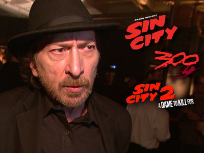 'Sin City' Dough On the Line as Frank Miller's Ex-Manager Sues
