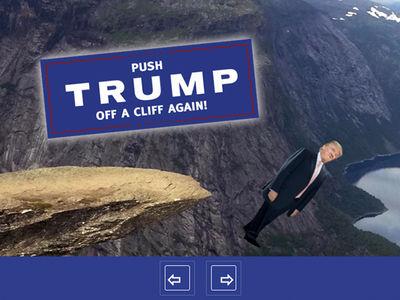 Rosie O'Donnell Plugs Virtually Killing President Trump