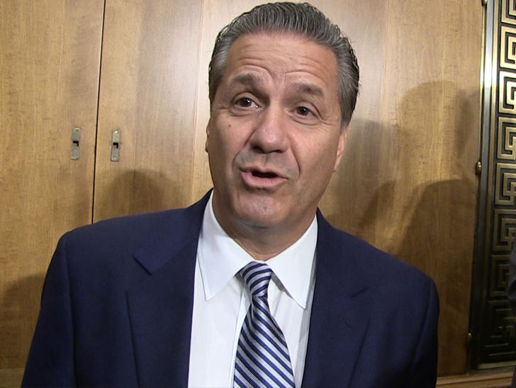 John Calipari: John Calipari Says He'd Love To See A Kentucky Super Team