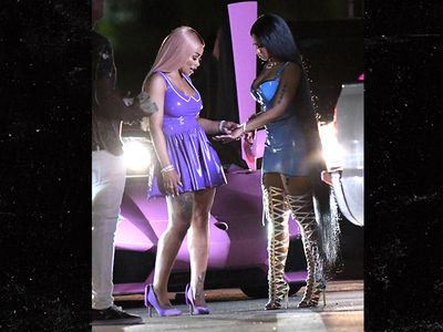 Nicki Minaj & Blac Chyna Team Up for Yo Gotti Music Video
