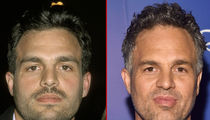 Mark Ruffalo -- Good Genes or Good Docs?