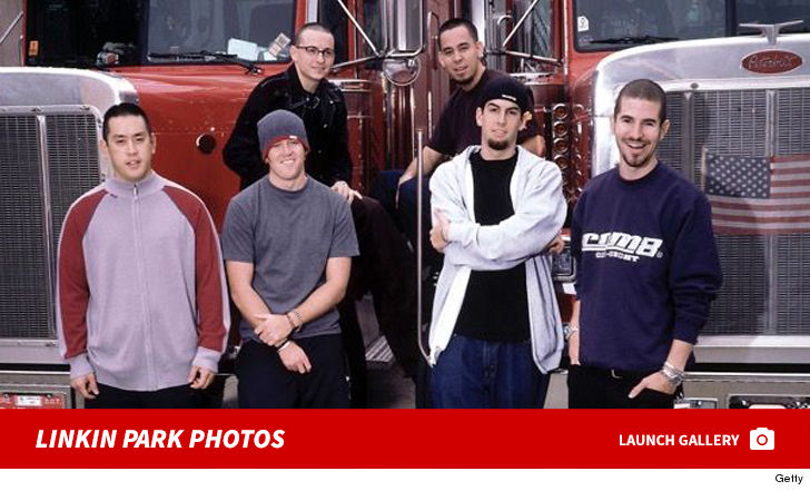 Linkin Park's Upcoming Tour in Limbo Following Chester's Suicide   TMZ.com