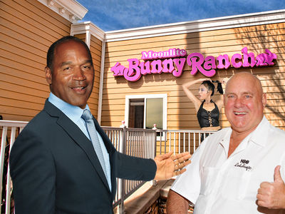 O.J. Simpson Gets Job Offer From Nevada Brothel, Prostitutes Threaten To Quit