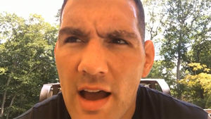 UFC's Chris Weidman Says He'll Shut Up Haters, I'm Still the Champ