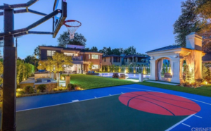 Khloe & Tristan House Hunting -- The Baller Home