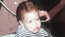 Guess Who This Hair Cuttin' Cutie Turned Into!