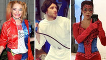 Geek Out on These 37 Photos of Stars in Epic Cosplay