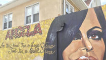 'Mob Wives' Big Ang, Sister Fights to Keep Her Mural Up