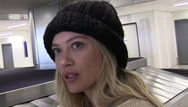 Hilary Duff Robbed In Jewelry Heist, Oh Canada!!!