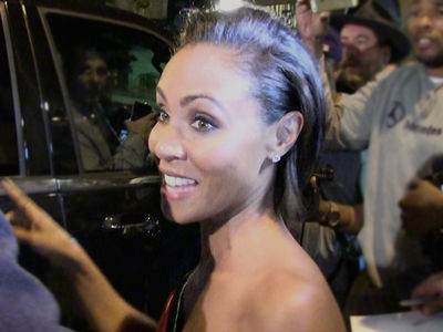 Jada Pinkett Smith Dispels Rumors She And Will Are Swingers