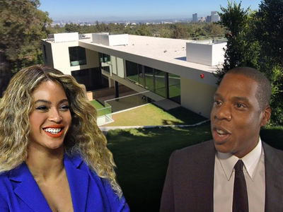 Beyonce & Jay-Z Home Purchase, Neighbor Says Welcome to Bel-Air, You're Our Wet Dream!!!