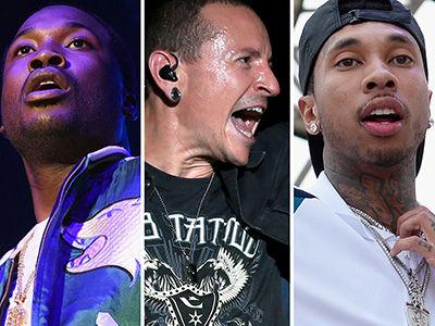 11 #NewMusicFriday Songs You GOTTA Hear: Linkin Park, Tyga, Meek Mill