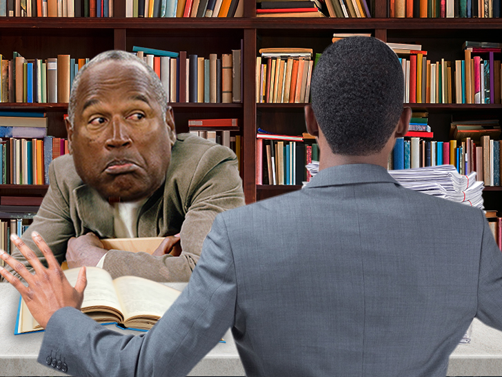 O.J. Simpson's Book Deal Would be a Public Relations Disaster, Publishers Say