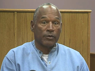 O.J. Simpson Gets Prison Protection, Possibly In Danger