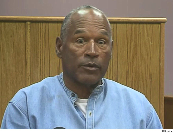 OJ Simpson Granted Parole After Serving Nine Years In Prison