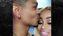 Blac Chyna Flaunts New BF After He Gets Her Initials Tattooed