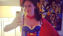 National Comic Book Day -- Geek Out On Stars In Costumes