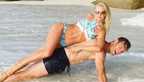 Julianne & Brooks' Skin-Filled Honeymoon ... See The Newlyweds in Paradise!