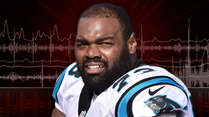 Michael Oher Frantic 911 Call: 'He's Attacking Me Right Now!'