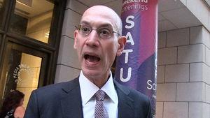 NBA Commissioner Adam Silver: Lonzo Ball's Game Trumps LaVar's Tal