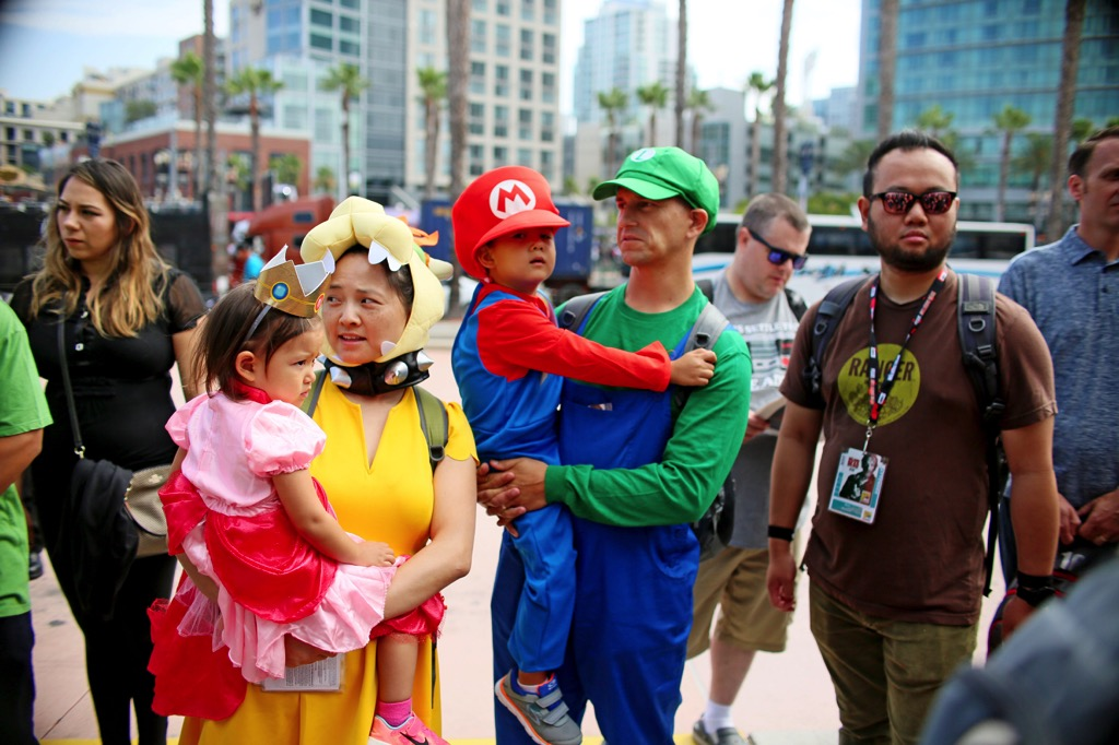 Craziest Cosplay From Comic Con 2017