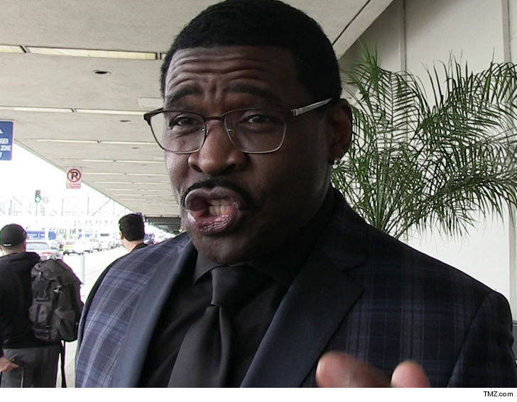 Michael Irvin won't face sexual assault charges in Florida