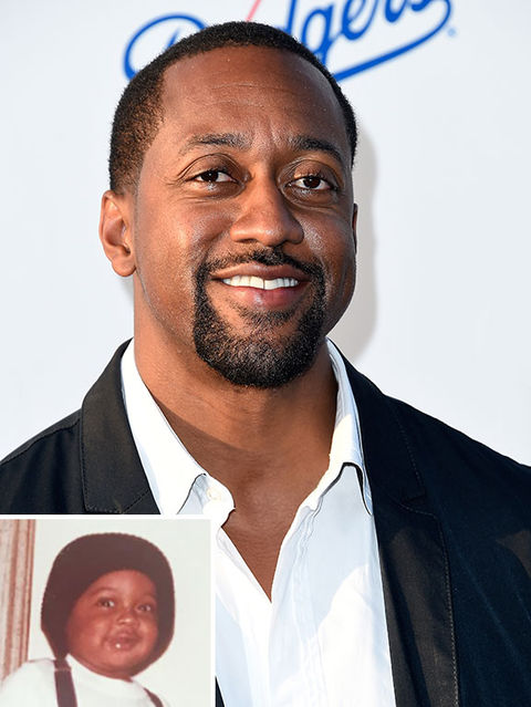 It's Jaleel White!