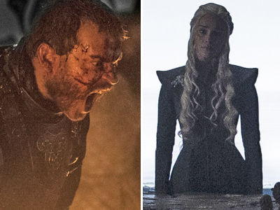 Why Sunday's 'Game of Thrones' Was BAD NEWS for Dany -- It's All Starting to Go Down!