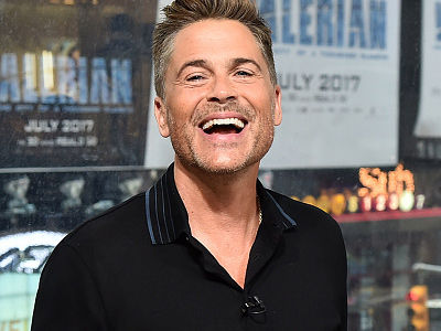 Wait'll You Get a Peek at Rob Lowe's Two Good-Looking Sons -- They Got Dad's Genes!