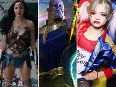 Wonder Woman's Epic Fan Moment, Star's Son Dresses as Harley & 8 More MUST-SEE Comic-Con Moments