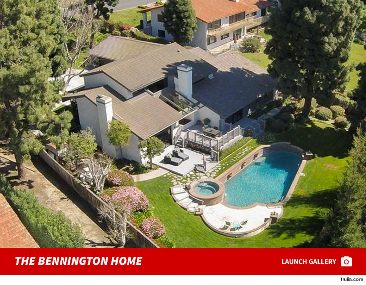 Chester bennington house pictures