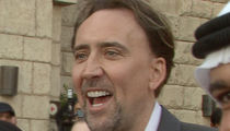 Nicolas Cage Hilariously Steals the Spotlight in Kazakhstan