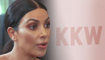 Kim Kardashian Stole My Initials for Big Business, Danish Makeup Artist Sues