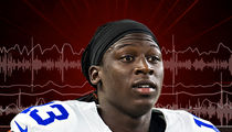 Lucky Whitehead Mulling Legal Action After Arrest Mix Up