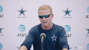 Cowboys Coach Jason Garrett on Cutting Lucky Whitehead: We Stand By Our Decision