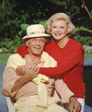 Barbara and Frank Sinatra Together