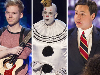 'America's Got Talent' Best & WORST: Great Vocalists, Sad Clown and One TERRIBLE Act Advance