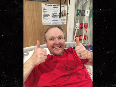 Pro Golfer Jarrod Lyle: I'm Gonna Kick Cancer's Ass For a 3rd Time
