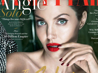 'Things Became DIFFICULT': Everything Jolie Said About Pitt Split In Revealing Vanity Fair Article